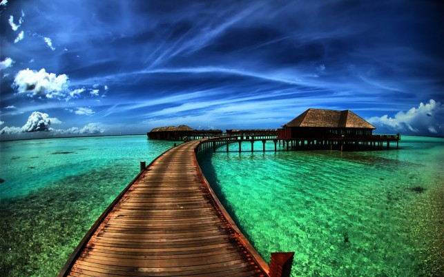 Random: Nature, holiday, travel,  maldives, paradise