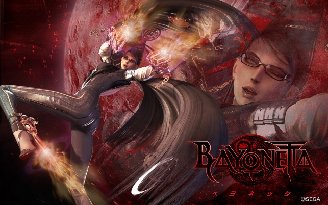 Previous: Bayonetta, resident evil, modern, videos