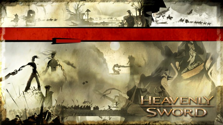 Next: Heavenly Sword, anime