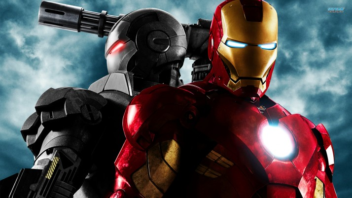 Poster, Iron Man 2, filme wallpapers and stock photos