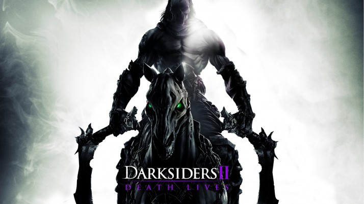 Darksiders Death, free wallpapers and stock photos