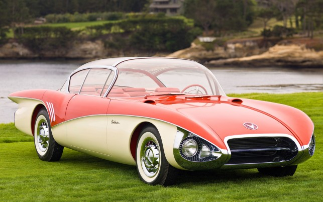 1956 Buick Centurion, car, cars wallpapers and stock photos