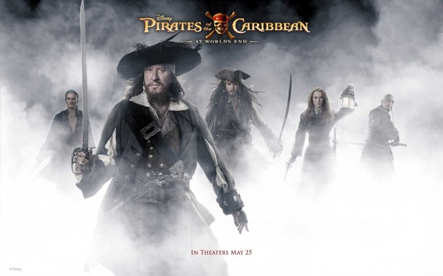 Pirates Of The Caribbean, worlds, animated, photo wallpapers and stock photos
