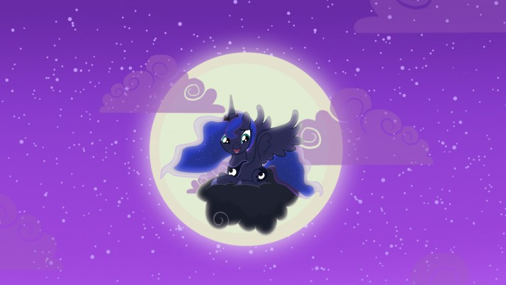Princess Luna, my little pony friendship is magic, mlp, cartoon, cartoons wallpapers and stock photos
