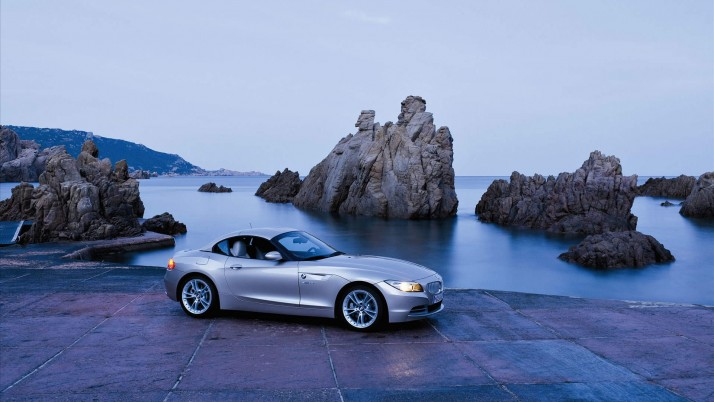 Bmw Z4,  coupe, car wallpapers and stock photos