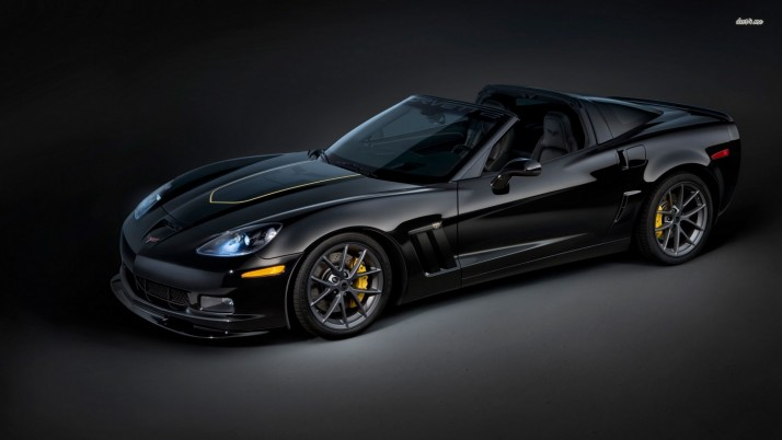 Next: Chevrolet Corvette Jake Edition, car, cars