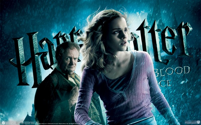 Harry Potter And The Half Blood Prince, emma watson, backround, render wallpapers and stock photos