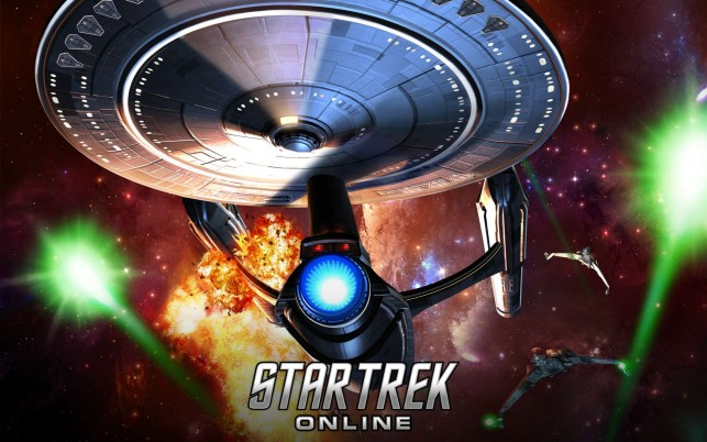 Star Trek Online, paint, exclusive wallpapers and stock photos