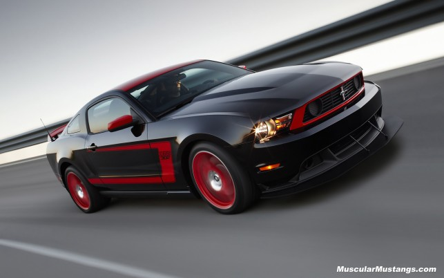 Ford Mustang Boss 302 Laguna Seca wallpapers and stock photos