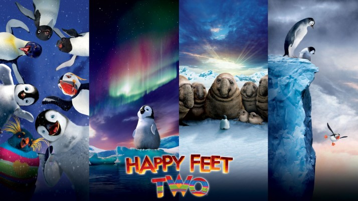 Happy Feet 2,  movie wallpapers and stock photos