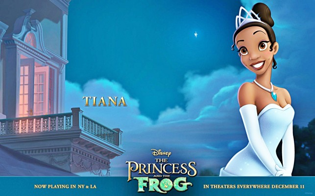 Previous: Princess And The Frog, disney, characters, tiana