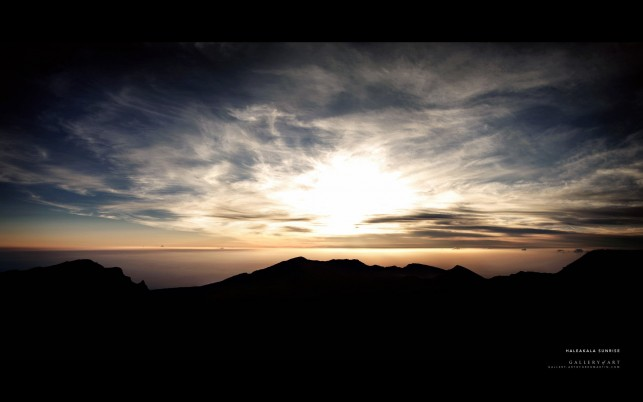 Next: Haleakala Sunrise