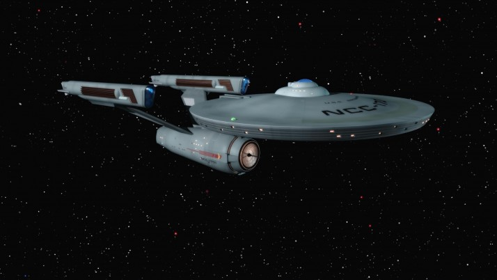 Star Trek Phase Ii Enterprise, full wallpapers and stock photos