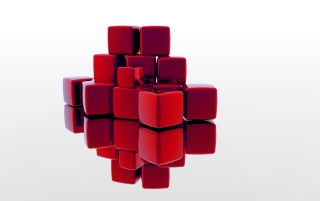 Random: Red Blocks