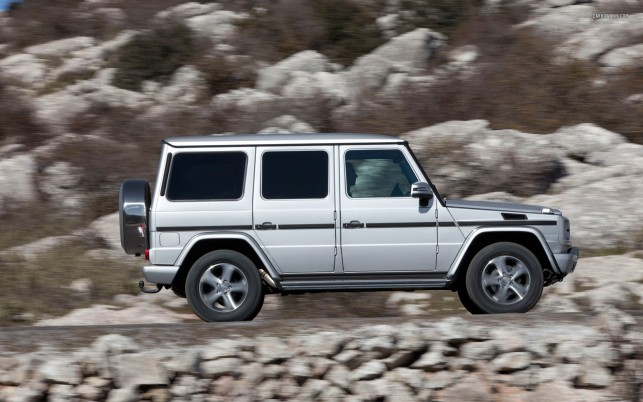Mercedes-Benz G-Class 2012, car, cars wallpapers and stock photos