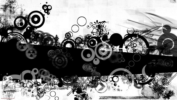 Black And White, abstract, red, design wallpapers and stock photos