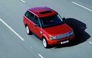 Range Rover Sport wallpapers and stock photos