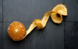 Unwound Orange wallpapers and stock photos
