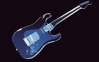Neon Guitar wallpapers and stock photos
