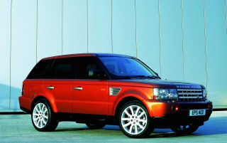 Previous: Range Rover Sport