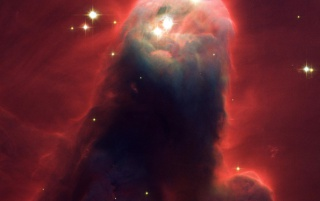 Cone Nebula wallpapers and stock photos