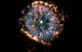 The Eye Nebula wallpapers and stock photos