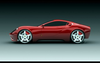 Ferrari Dino wallpapers and stock photos
