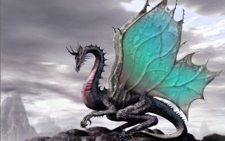 Green Dragon wallpapers and stock photos