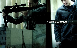 Bourne Ultimatum wallpapers and stock photos