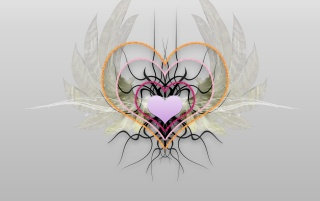 Angel Heart wallpapers and stock photos