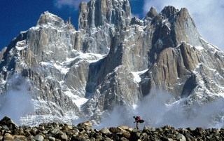 Random: Trango Towers