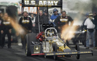 Previous: US Army Top Fuel