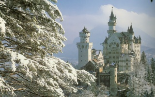 Neuschwanstein wallpapers and stock photos