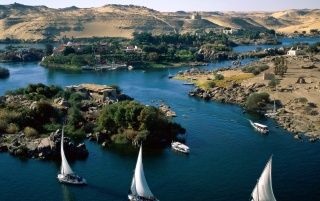 Next: Nile River, Egypt