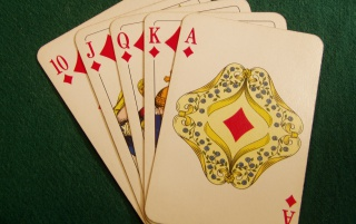 Previous: Poker Cards