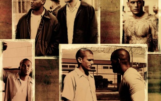 Prison Break States wallpapers and stock photos