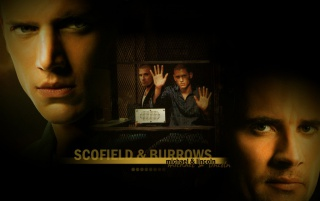 Scofield and Burrows wallpapers and stock photos