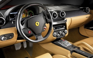 599 GTB Edge wallpapers and stock photos