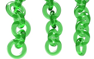 Green Chains wallpapers and stock photos