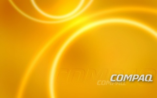 COMPAQ amber wallpapers and stock photos