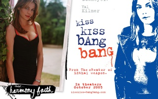 Previous: Kiss kiss bang bang