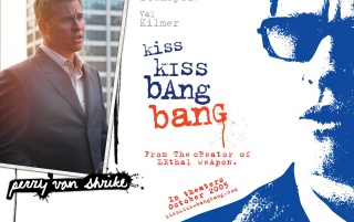 Next: Kiss kiss bang bang