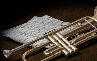 Trumpet wallpapers and stock photos