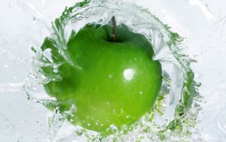 Green Apple wallpapers and stock photos