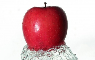 Details for the 'Red Apple' stock photo, free image