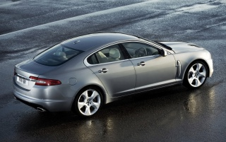 Jaguar XF wallpapers and stock photos