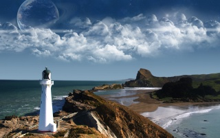 Lighthouse wallpapers and stock photos