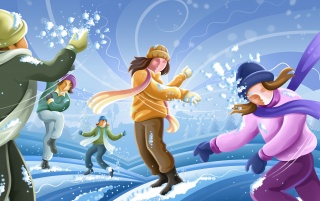 Winter Games wallpapers and stock photos