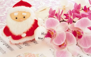 Little Santa wallpapers and stock photos