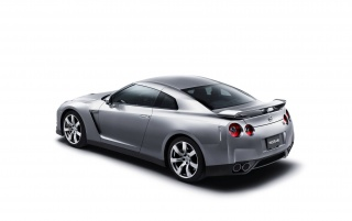 Nissan GT Rear wallpapers and stock photos